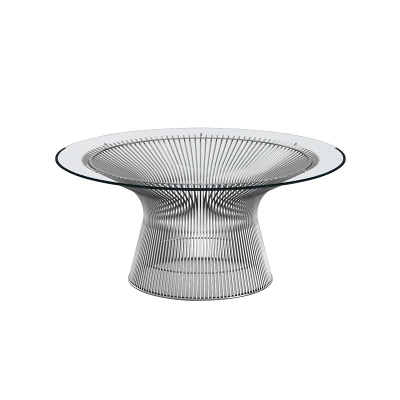 Table basse Knoll PLATNER Ø 91,5