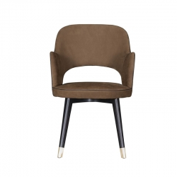 Petit Fauteuil Baxter made in italy COLETTE ARMCHAIR
