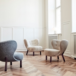Fauteuil And tradition LITTLE PETRA LN1 Hallingdal