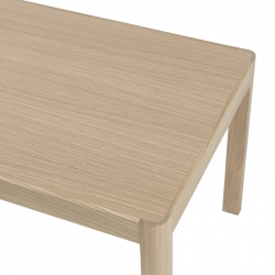 Table basse Muuto WORKSHOP TABLE