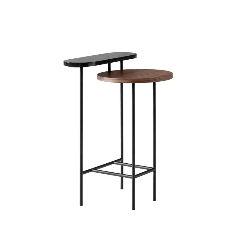 Table d'appoint guéridon And tradition PALETTE JH26