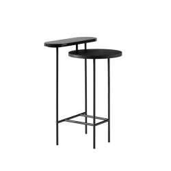 Table d'appoint guéridon PALETTE JH26 AND TRADITION