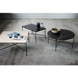 Table basse Fritz hansen PLANNER 75x45