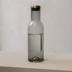 Carafe & verre Menu WATER BOTTLE