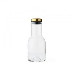 Carafe & verre BOTTLE CARAFE MENU