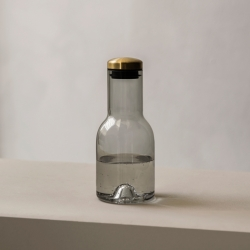 Carafe & verre Menu BOTTLE CARAFE