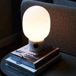 Lampe à poser Menu JWDA Marbre