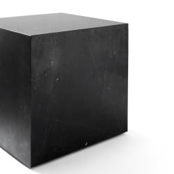 Table d'appoint guéridon Menu PLINTH CUBIC