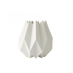 FOLDED VASE TALL MENU