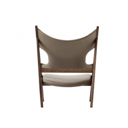 Fauteuil Menu KNITTING CHAIR