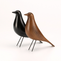 Objet insolite & décoratif Vitra EAMES HOUSE BIRD Noyer