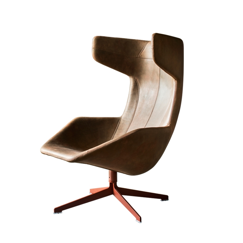 Moroso Fauteuil Take A Line For A Walk.Take A Line For A Walk Cuir