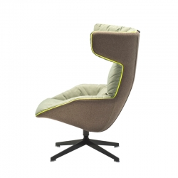 Fauteuil TAKE A LINE FOR A WALK MOROSO