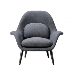 Fauteuil SWOON CHAIR FREDERICIA