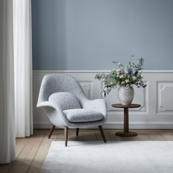 Fauteuil Fredericia SWOON CHAIR