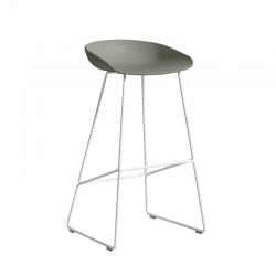 Tabouret haut ABOUT A STOOL AAS 38 H74 HAY
