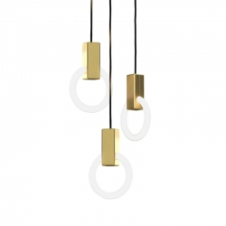 Lampe Suspension HALO C3 MATTHEW MCCORMICK