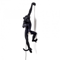 Applique MONKEY OUTDOOR Hanging SELETTI