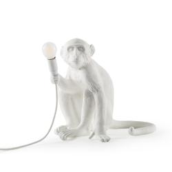 Lampe à poser MONKEY OUTDOOR Sitting SELETTI