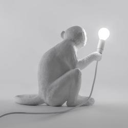 Lampe à poser Seletti MONKEY OUTDOOR Sitting
