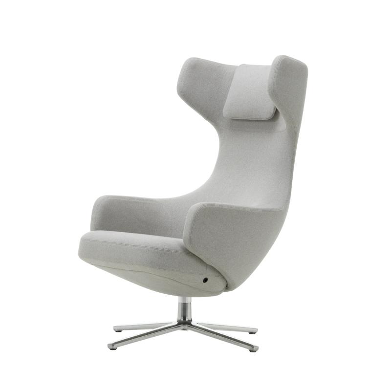 grand repos ottoman tissu mello fauteuil vitra. Black Bedroom Furniture Sets. Home Design Ideas