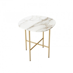 Table d'appoint guéridon SOAP TACCHINI