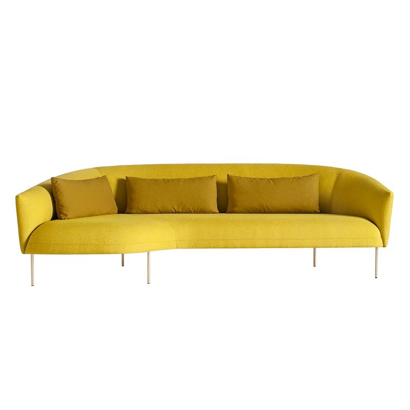 Canapé Tacchini ROMA avec chaise-longue