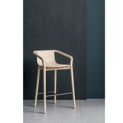 Tabouret haut Sp01 THOMAS STOOL