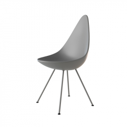 Chaise Fritz hansen DROP