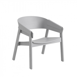 Fauteuil COVER LOUNGE MUUTO