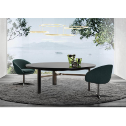Table Minotti DAN rectangulaire