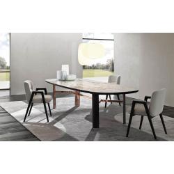 Table Minotti DAN ovale