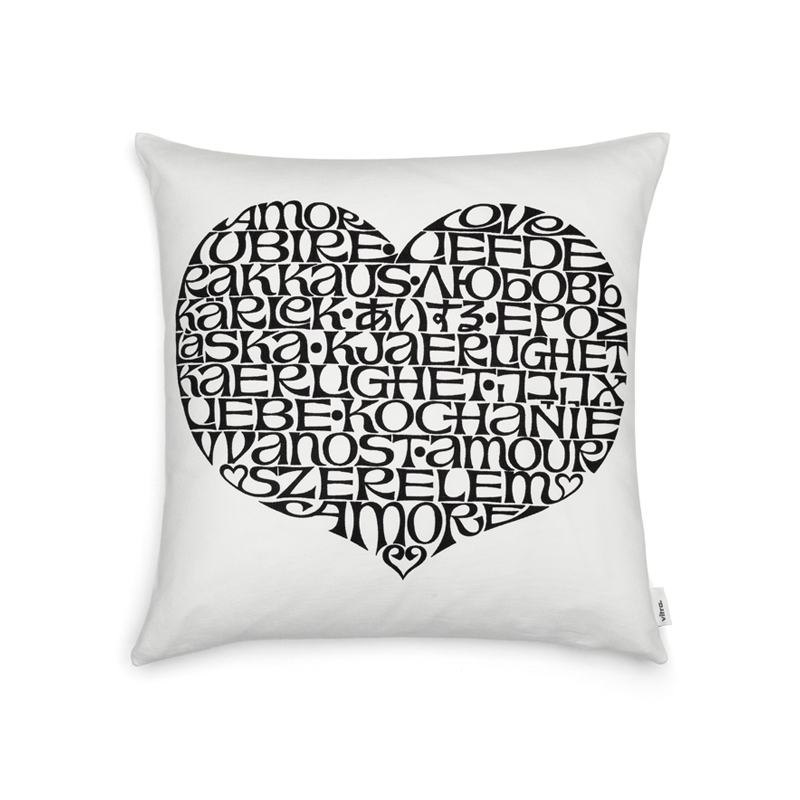 Coussin Vitra Coussin GRAPHIC International Love Heart