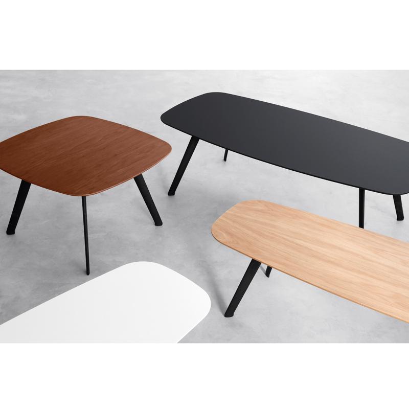 table basse solapa 40x120 stua silvera