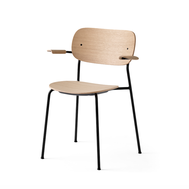 Chaise Menu CO CHAIR avec accoudoirs