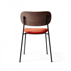 Chaise Menu CO CHAIR assise tissu