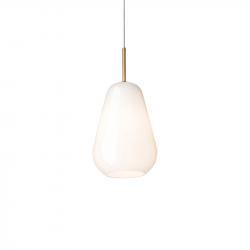 Lampe Suspension ANOLI 1 OPAL NUURA
