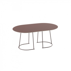 Table basse Muuto AIRY medium