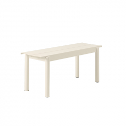 Banc LINEAR Outdoor MUUTO