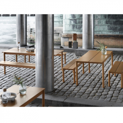 Banc Muuto LINEAR Outdoor