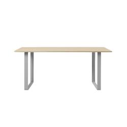 Table 70/70 Chêne MUUTO
