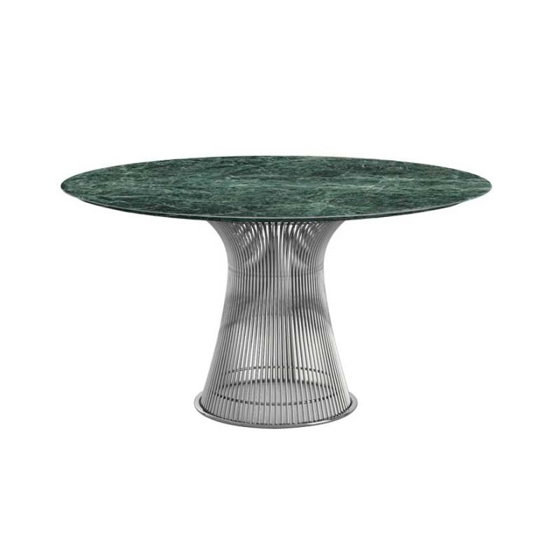 Table Knoll PLATNER Ø 135 Marbre