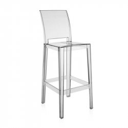 Tabouret haut ONE MORE PLEASE KARTELL