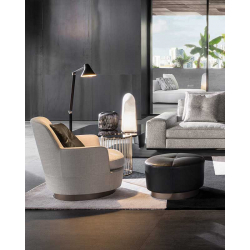 Fauteuil Minotti JACQUES HIGH