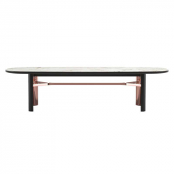 Table DAN ovale MINOTTI