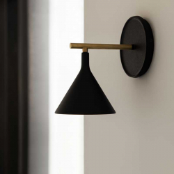 Applique Menu CAST SCONCE WALL