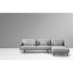 Canapé Stua COSTURA avec chaise Longue