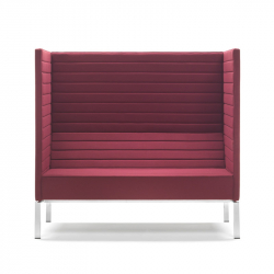 Canapé STRIPES SOFA H 133 MARELLI