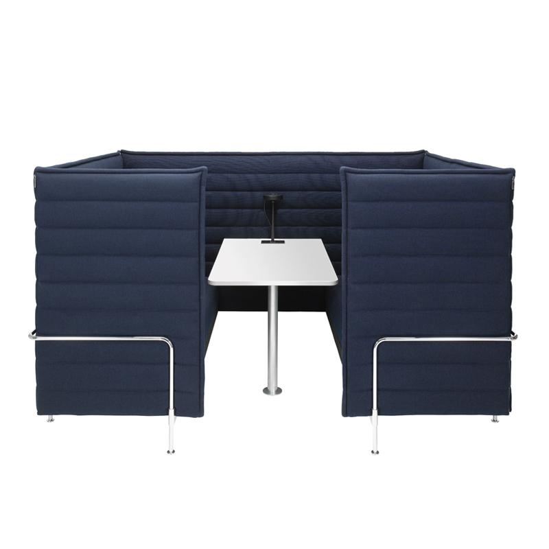 Box de réunion Vitra ALCOVE CABIN 2 places