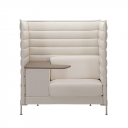 Fauteuil lounge ALCOVE HIGHBACK WORK VITRA